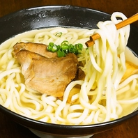 宮古そば(宮古島・古謝製麺直送)990円(税抜)