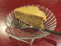タルトタタン風玄米粉ケーキ