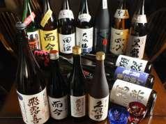 全国各地の銘酒が揃うお店 鈴 Rin 仙台の特集写真