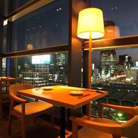 渋谷の夜景を一望☆