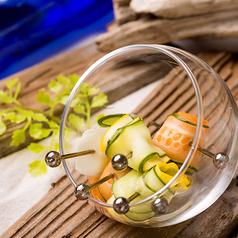 料理メニュー写真クルクルピクルス Pickles