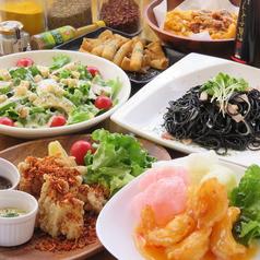 spicy dining 珊瑚礁の写真