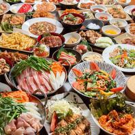 様々なご宴会に使える様々なお料理をご用意♪