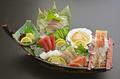 料理メニュー写真豪快!漁師盛り(7種)