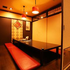 2部屋繋げて20名様個室など、利用シーンに合わせてご対応いたします!