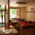 個室やお座敷が御座いますので、宴会やお子様連れに最適!韓国テイストの落ち着いた店内でゆったり過ごせます♪