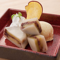 料理メニュー写真【熊本名物】いきなり団子とアイス