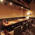 【小宴会もご予約承り中】昭和レトロな古民家風の一軒家で宴会もおしゃれに。おいしい鶏料理に舌鼓を打ってください。