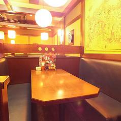 くつろぎの空間で、いつでも気軽に立ち寄れて、誰でも楽しめる!居酒屋使いはもちろん、お食事のみでも大歓迎♪