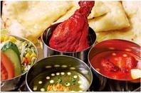 カレーをはじめ様々なインドの料理がお楽しみ頂けます