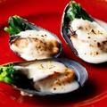 料理メニュー写真ムール貝のグラチネ~ベシャメルで~