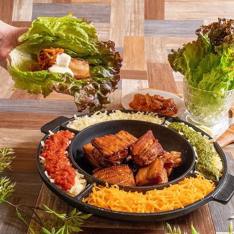 カラフルチーズサムギョプサル&ロングユッケ寿司&韓国グルメ MoiM 高松店|店舗イメージ1