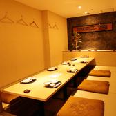 新和食 たなごころ 広島新幹線口店の雰囲気2