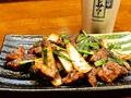 料理メニュー写真ハラミスタミナ味噌