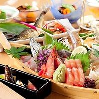 金沢/近江町市場直結だから可能な魚介の新鮮さ!