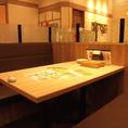 【松戸】【松戸駅西口を伊勢丹方面へ徒歩2分!】会社宴会や女子会やママ会などの少人数様~大人数様まで人数に応じてレイアウトの変更が可能です。大人数様の場合は一度、店舗までご相談いただけますとご対応させていただきます。