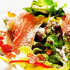 イタリア産生ハムシーザーサラダ