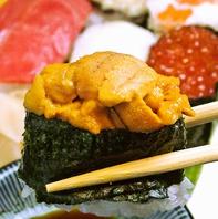 握り寿司1貫80円~!お手頃価格!鮮魚を食す!!