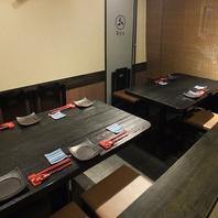 千葉には少ない、14名様までの完全個室ございます!