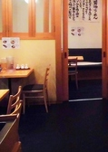 2人掛けテーブル×2