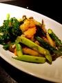 料理メニュー写真大海老と季節野菜のXO醤炒め