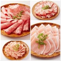 お肉は食べる直前に店内で切ってご提供しています