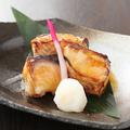料理メニュー写真銀鱈の照り焼き