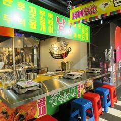 韓国屋台料理とナッコプセのお店 ナム 西院店の雰囲気1