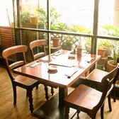 オリエンタルテーブルアマ oriental table AMA 代々木駅前店の雰囲気3