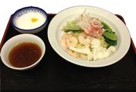 【夏季限定】冷し海鮮麺