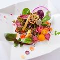 料理メニュー写真野菜ソムリエのスペシャリテサラダ