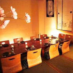 個室居酒屋 山海旬鮮 だるま 池袋店の雰囲気1