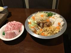 串カツ 釜飯 味楽のコース写真
