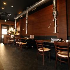 テーブル席宴会最大18名様座敷で宴会よりもテーブルで宴会ご希望のお客様に最適!