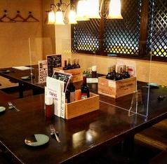 南欧田舎料理のお店 タパス 大宮店の雰囲気1