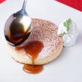料理メニュー写真ボンバーパンケーキ
