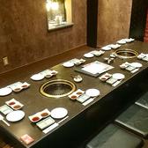 焼肉レストラン 高麗ガーデン 浜寺店の雰囲気2