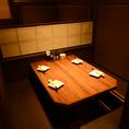 4名様用のテーブル席(写真は系列店)