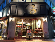 Cafe&Bar trois カフェ トロワの写真