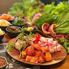 神戸サムギョプサル 三宮店のおすすめ料理1