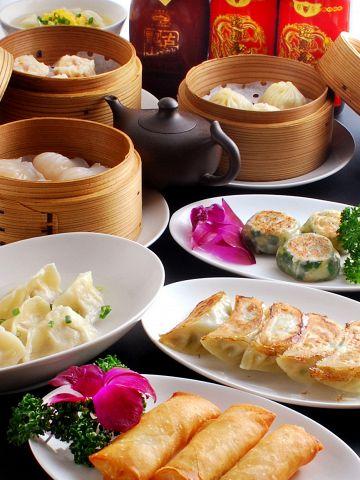 本場点心師が作る本格点心がお値打ち価格で食べられる人気の中華『バンブーキッチン』