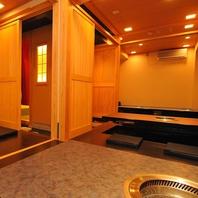 2階◆個室最大25名様まで