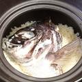 料理メニュー写真炭火で炊いた備長炭入り土鍋ごはん