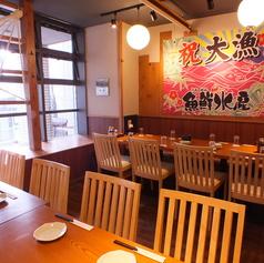 こだわり天ぷらと旨い魚 こだわりや 伏見桃山駅前店の雰囲気1