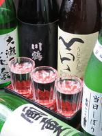 梅酒or日本酒or焼酎とドリンク豊富