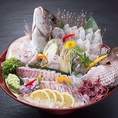 海鮮と合う日本酒や焼酎も用意しております。