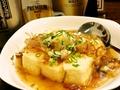 料理メニュー写真揚げだし豆腐