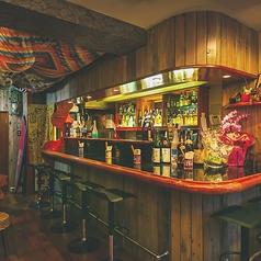 アジアン料理 Restaurant&Bar いろり 石川店の雰囲気1