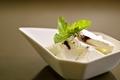 料理メニュー写真濃厚ヨーグルトのパルフェ