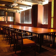 THE AWA ORIENTAL DINING TOKUSHIMA アワ オリエンタル ダイニング トクシマの雰囲気1